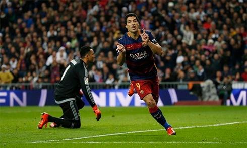 Real Madrid 0 - 4 Barcelona (Tây Ban Nha 2015-2016, vòng )