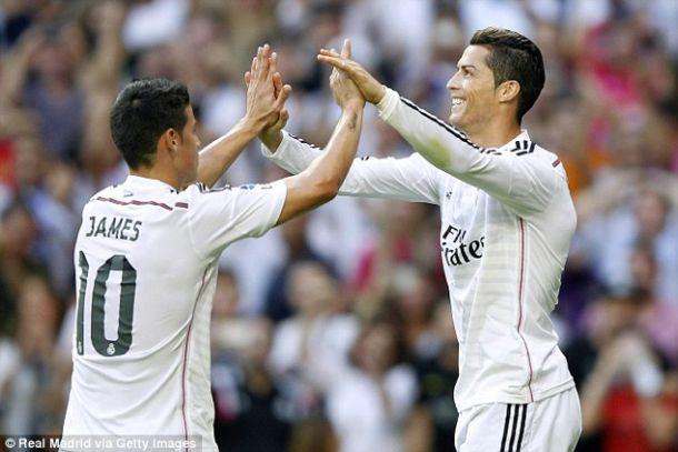 Real Madrid 3 - 0 Eibar (Tây Ban Nha 2014-2015, vòng 31)