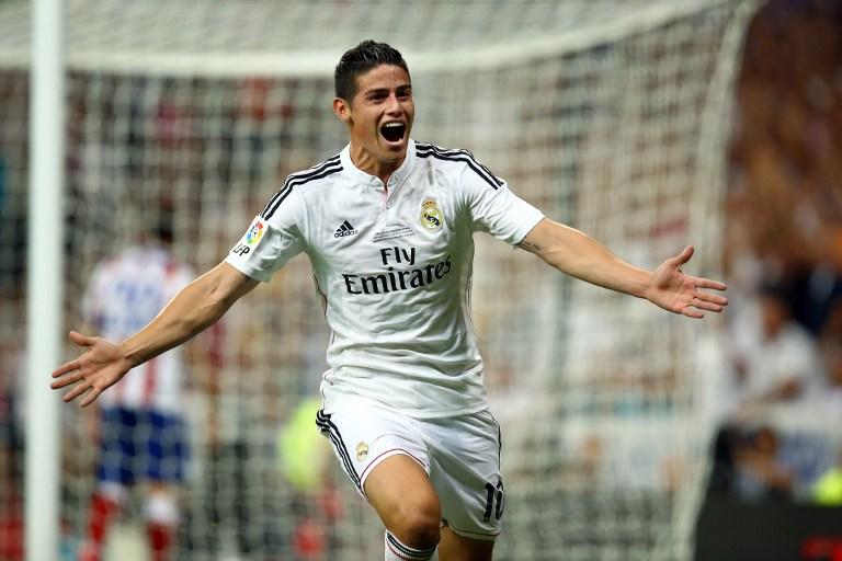 Real Madrid 3 - 1 Malaga (Tây Ban Nha 2014-2015, vòng 32)
