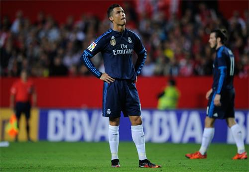 Sevilla 3 - 2 Real Madrid (Tây Ban Nha 2015-2016, vòng )