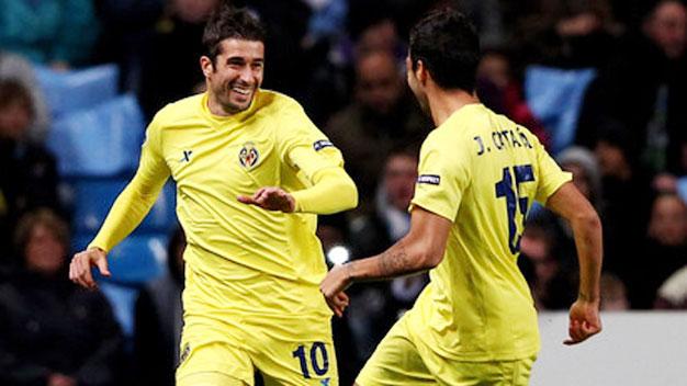 Villarreal 2 - 0 Almeria (Tây Ban Nha 2014-2015, vòng 8)