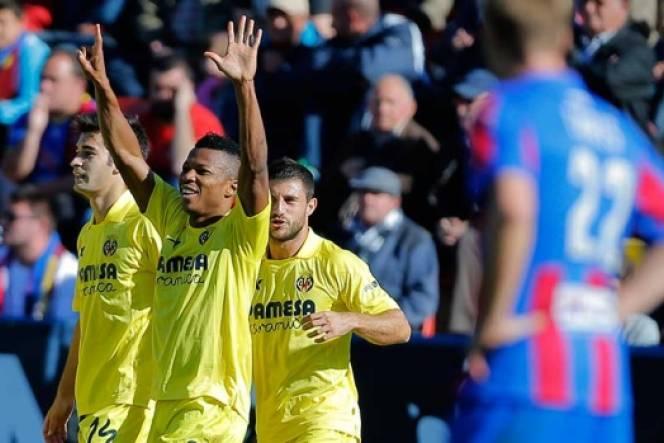 Villarreal 1 - 0 Levante (Tây Ban Nha 2014-2015, vòng )