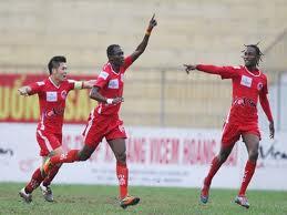 Hải Phòng 4 - 2 Cần Thơ FC (Việt Nam 2015, vòng 5)