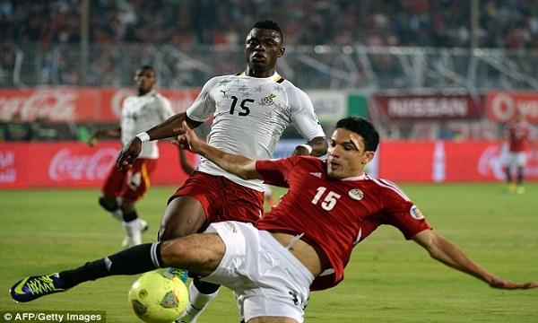 Ai Cập 2 - 1 Ghana (VL World Cup 2014 (Châu Phi) 2011-2013, vòng chung kết)