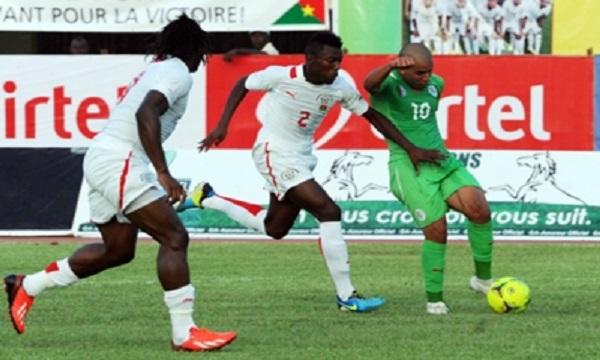 Algeria 1 - 0 Burkina Faso (VL World Cup 2014 (Châu Phi) 2011-2013, vòng chung kết)