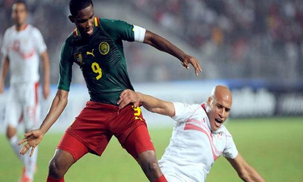 Tunisia 0 - 0 Cameroon (VL World Cup 2014 (Châu Phi) 2011-2013, vòng chung kết)