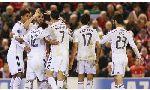 Liverpool 0 - 3 Real Madrid (Champions League 2014-2015, vòng bảng)