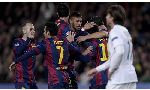 Barcelona 3 - 1 Paris Saint Germain (Cúp C1 Champions League 2014-2015, vòng bảng)