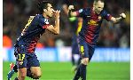 Barcelona 2 - 0 Paris Saint Germain (Cúp C1 Champions League 2014-2015, vòng Quarter Final)