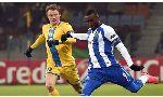 BATE Borisov 0 - 3 Porto (Cúp C1 Champions League 2014-2015, vòng bảng)