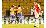 Monaco 2 - 1 Valencia (Cúp C1 Champions League 2015-2016, vòng playoffs)
