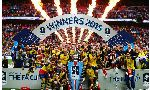 Arsenal 4-0 Aston Villa (England FA Cup 2014-2015)