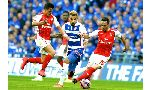 Reading 1 - 2 Arsenal (Cúp FA 2014-2015, vòng Semifinal)