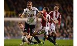 Sheffield United 2 - 2 Tottenham Hotspur (Cúp Liên Đoàn Anh 2014-2015, vòng )