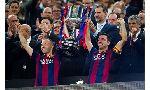 Barcelona 3 - 1 Athletic Bilbao (Cup Nhà Vua Tây Ban Nha 2014-2015, vòng Final)