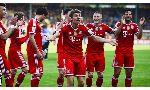 Bayern Munich 2 - 0 Eintr. Braunschweig (Cúp Quốc Gia Đức 2014-2015, vòng Round 3)