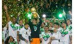 Borussia Dortmund 1 - 3 Wolfsburg (Cúp Quốc Gia Đức 2014-2015, vòng Final)