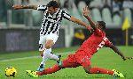 Parma 0 - 1 Juventus (Cúp quốc gia Italia 2014-2015, vòng )