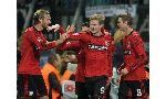 Bayer Leverkusen 1 - 1 Eintr. Frankfurt (Đức 2014-2015, vòng 17)