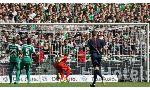 Bayer Leverkusen 2-1 Hoffenheim (Germany Bundesliga 2015-2016, round 1)