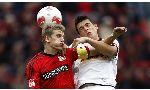 Bayer Leverkusen 1-1 Monchengladbach (Germany Bundesliga 2014-2015, round 15)