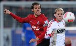 Bayer Leverkusen 3-1 SC Freiburg (German Bundesliga 2013-2014, round 1)
