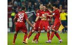 Bayer Leverkusen 1 - 2 Schalke 04 (Đức 2013-2014, vòng 21)