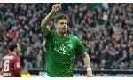 Bayer Leverkusen 3-3 Werder Bremen (Germany Bundesliga 2014-2015, round 3)