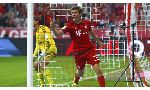 Bayern Munich 5-0 Hamburger (Germany Bundesliga 2015-2016, round 1)