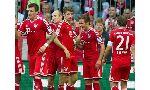 Bayern Munich 2-0 VfB Stuttgart (Germany Bundesliga 2014-2015, round 3)