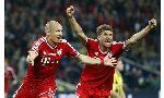 Bayern Munich 2-1 Wolfsburg (Germany Bundesliga 2014-2015, round  1)