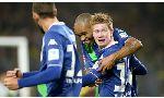 Borussia Dortmund 2-2 Wolfsburg (Germany Bundesliga 2014-2015, round 16)
