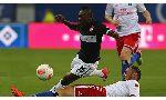 Hamburger 0-1 VfB Stuttgart (Germany Bundesliga 2014-2015, round 16)