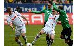 Hannover 96 2-0 Augsburg (Germany Bundesliga 2014-2015, round 16)