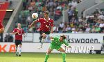 Hannover 96 2-0 Wolfsburg (German Bundesliga 2013-2014, round 1)