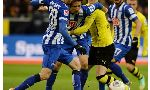 Hertha Berlin 1-0 Borussia Dortmund (Germany Bundesliga 2014-2015, round 15)
