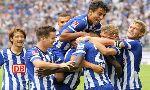 Hertha BSC Berlin 6-1 Eintracht Frankfurt (German Bundesliga 2013-2014, round 1)