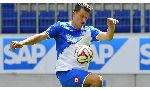Hoffenheim 2-0 Augsburg (Germany Bundesliga 2014-2015, round 1)