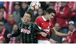 Mainz 05 2-2 Freiburg (Germany Bundesliga 2014-2015, round 12)