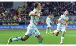 Monchengladbach 4-1 Schalke 04 (Germany Bundesliga 2014-2015, round 3)