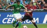 Monchengladbach 4-1 Werder Bremen (Germany Bundesliga 2014-2015, round 16)
