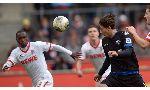 SC Paderborn 07 0-0 Koln (Germany Bundesliga 2014-2015, round 3)