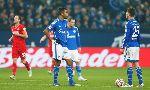 SC Paderborn 07 1-2 Schalke 04 (Germany Bundesliga 2014-2015, round 16)