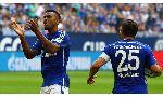 Schalke 04 2-1 Borussia Dortmund (Germany Bundesliga 2014-2015, round 6)