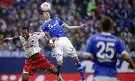 Schalke 04 1-2 Koln (Germany Bundesliga 2014-2015, round 15)