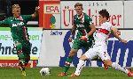 VfB Stuttgart 0-1 Augsburg (Germany Bundesliga 2014-2015, round 12)