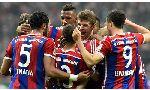 Werder Bremen 0-4 Bayern Munich (Germany Bundesliga 2014-2015, round 25)