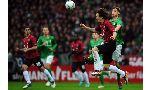 Werder Bremen 3-3 Hannover 96 (Germany Bundesliga 2014-2015, round 15)