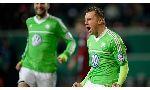 Wolfsburg 2-1 Werder Bremen (Germany Bundesliga 2014-2015, round 6)
