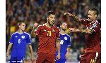 Bỉ 3 - 1 Bosnia Herzegovina (Euro 2014-2016, vòng )